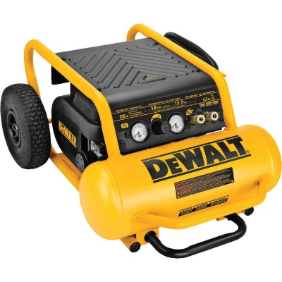 DeWalt 4-1/2 Gal. Portable 200 psi Air Compressor