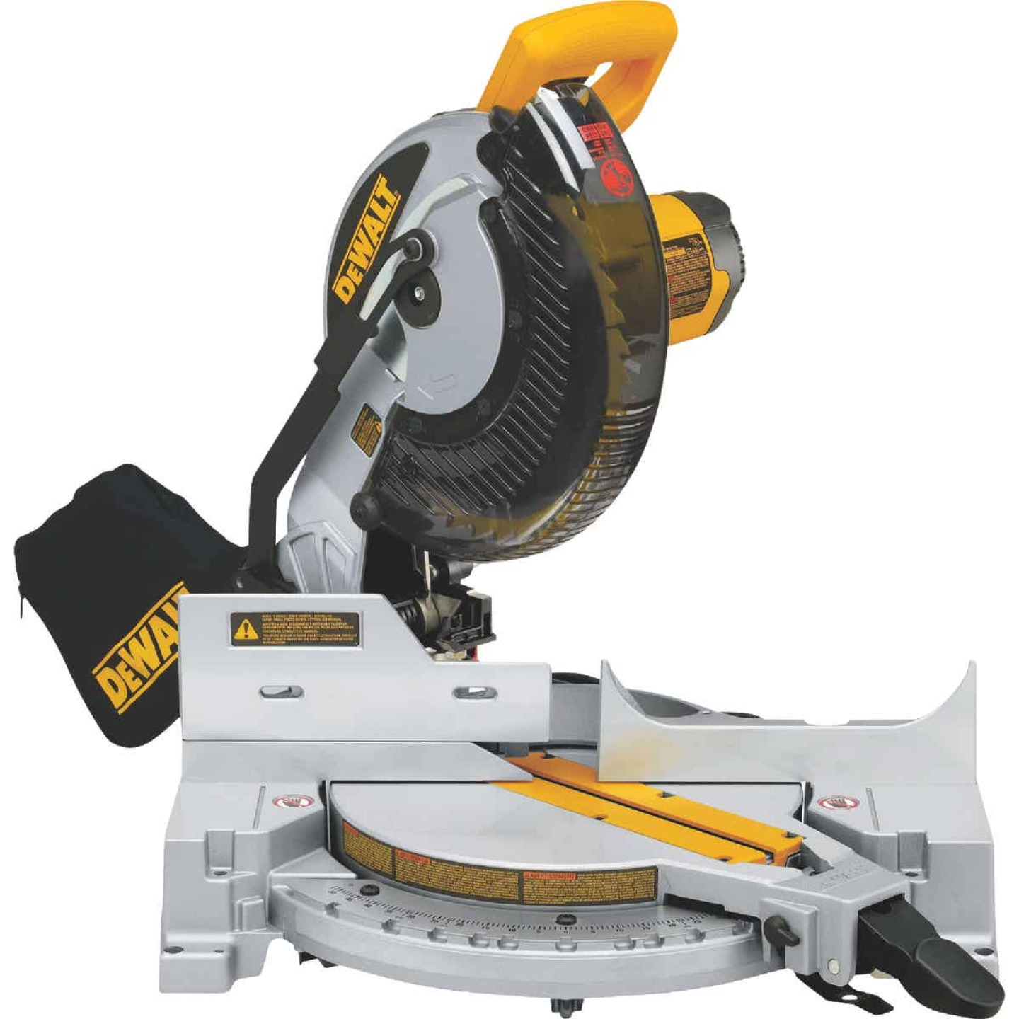 DeWalt 10 In. 15A Compound Miter Saw Image 1