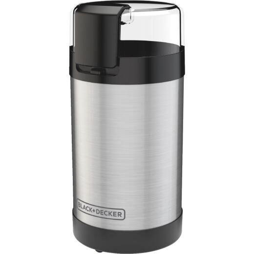 Black & Decker SmartGrind Stainless Steel Coffee Grinder