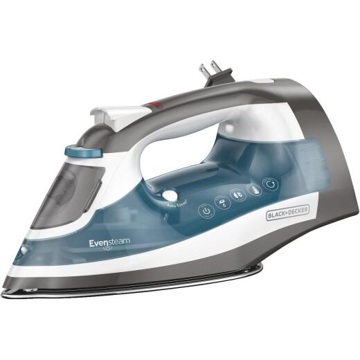Black & Decker Xpress Steam Cordreel Iron