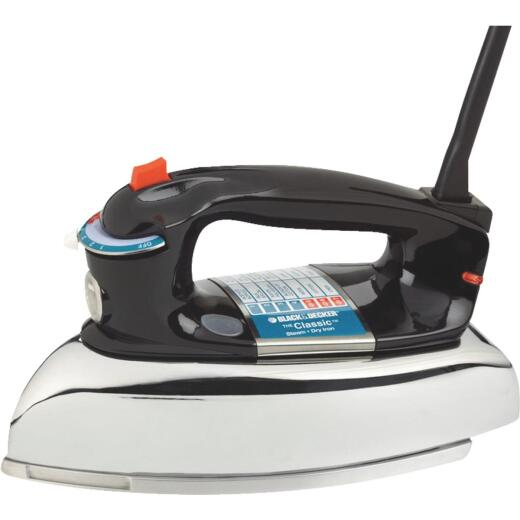 Black & Decker Classic Steam Iron