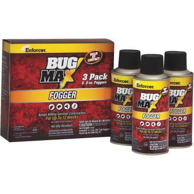 Enforcer Bug Max 2 Oz. Indoor Insect Fogger (3-Pack)