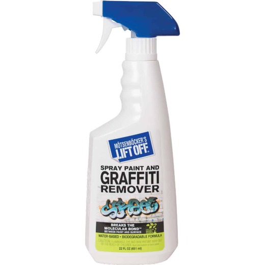 Motsenbocker's 22 Oz. Trigger Spray Penetrating Graffitti Paint Remove Dried Paint Remover